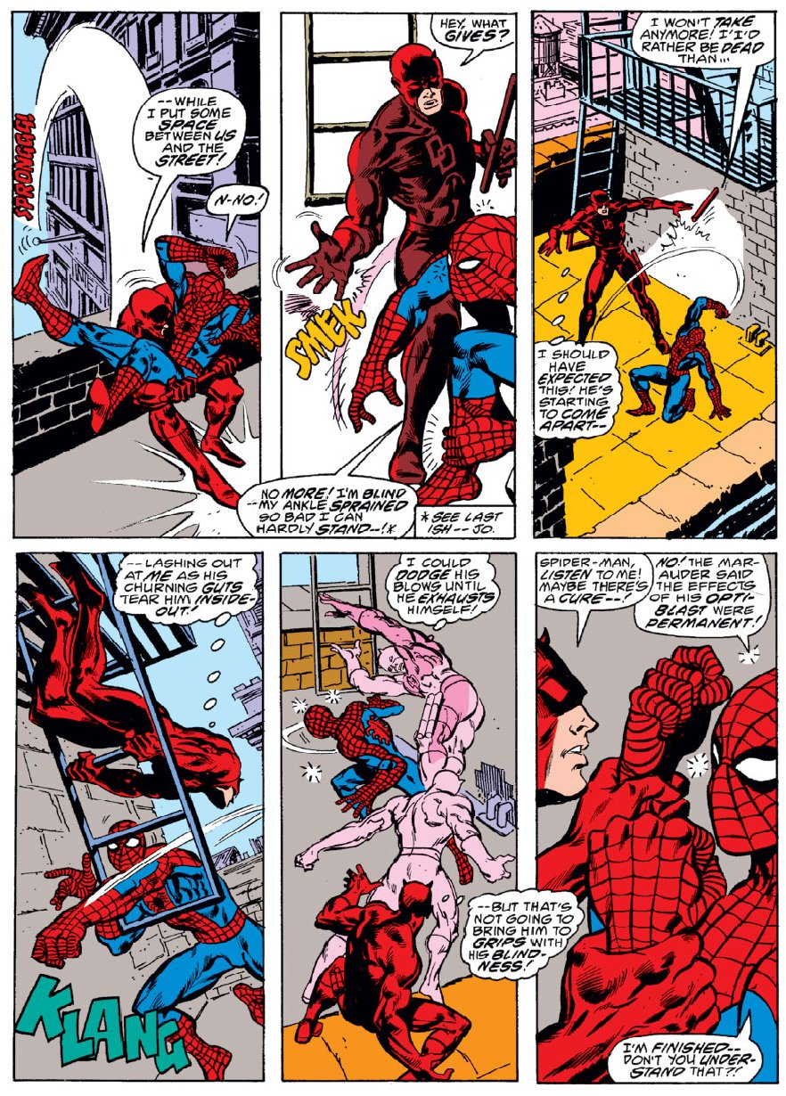 Peter Parker, The Hysterical Spider-Man | The Other Murdock