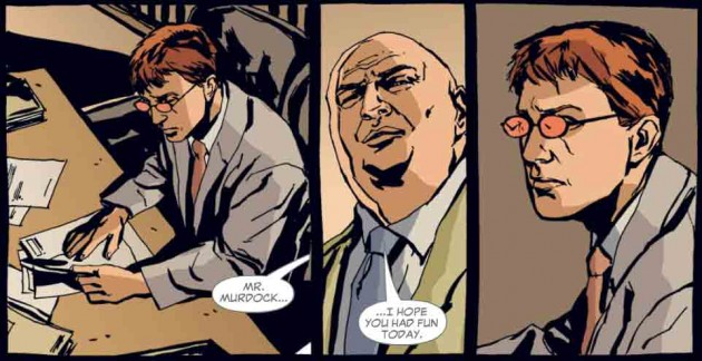 Matt meets the Kingpin, Powerless #2