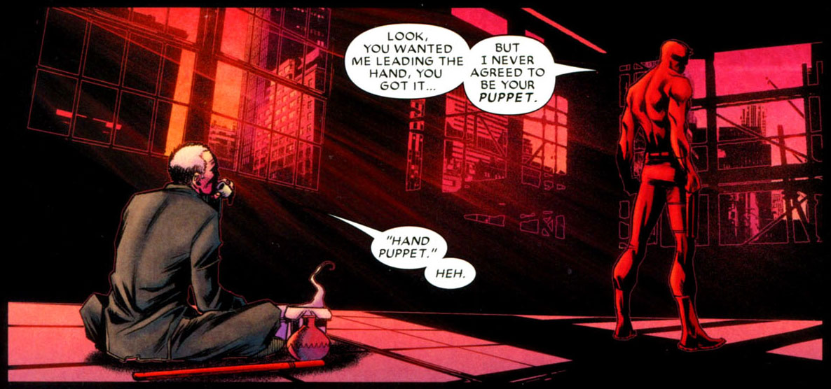 Entering Shadowland: A guide to Daredevil #111-#507