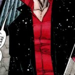Matt in a panel from Daredevil #505, by Diggle, Johnston and Checchetto