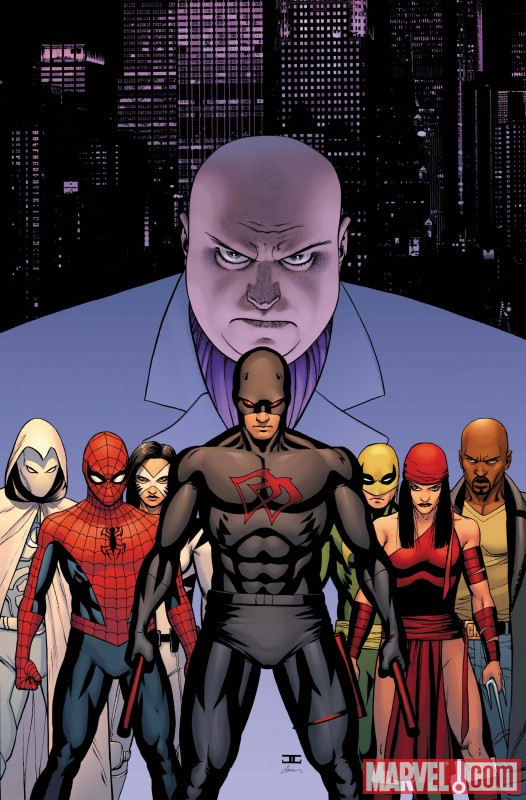 Cover to Shadowland #2