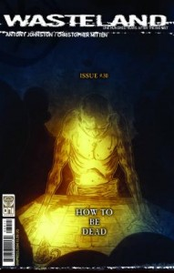 Cover to Wasteland #30