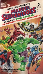 Cover to Stan Lee Presents: The Marvel Superheroes (1979)