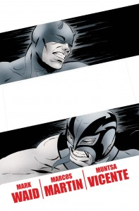 Cover to Daredevil #6, art by Marcos Martín