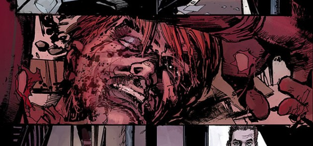 Preview art from Daredevil: End of Days