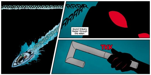 From Daredevil #6, by Mark Waid and Marcos Martín