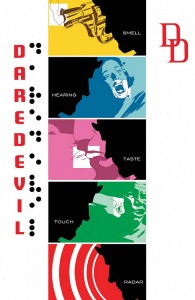 Cover to Daredevil #10.1, by Marcos Martín