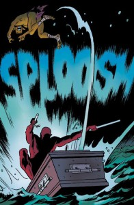Sploosh, from Daredevil #9