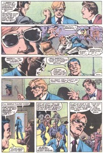 Matt remembers bullying, from Daredevil #209, by Steven Grant and Geof Isherwood