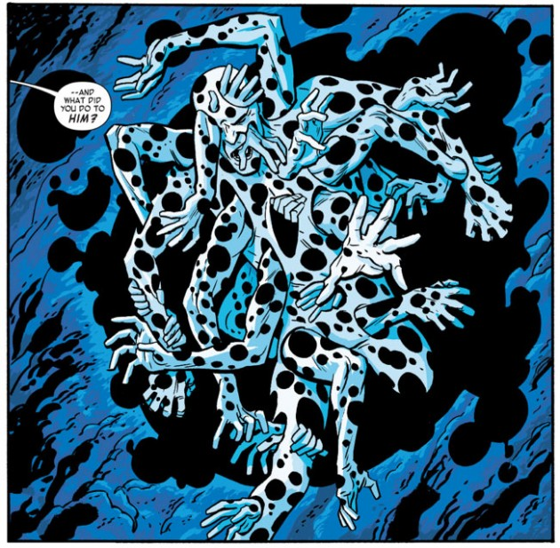 The Spot, as seen in Daredevil #21 by Mark Waid and Chris Samnee