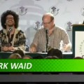 Mark Waid and other panelists at ECCC