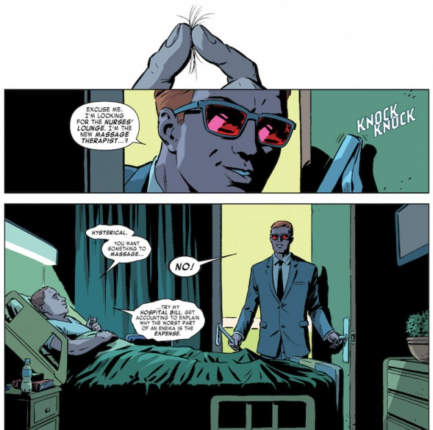 Matt and Foggy, from Daredevil #28 by Mark Waid and Javíer Rodriguez