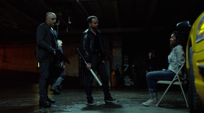 Claire is kidnapped by the Russians, as seen in the fourth episode of Marvel's Daredevil