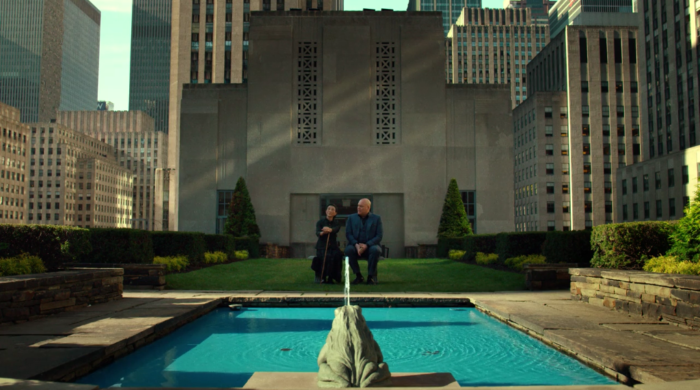 Fisk and Gao meet, as seen in episode ten of Marvel's Daredevil on Netflix