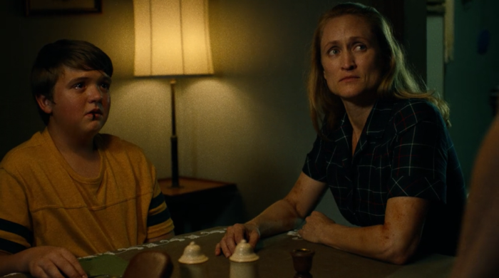 Young Wilson and his mother Marlene, as seen in episode eight of Marvel's Daredevil on Netflix