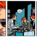 Foggy learns he has cancer, as seen in Daredevil #23, by Mark Waid and Chris Samnee