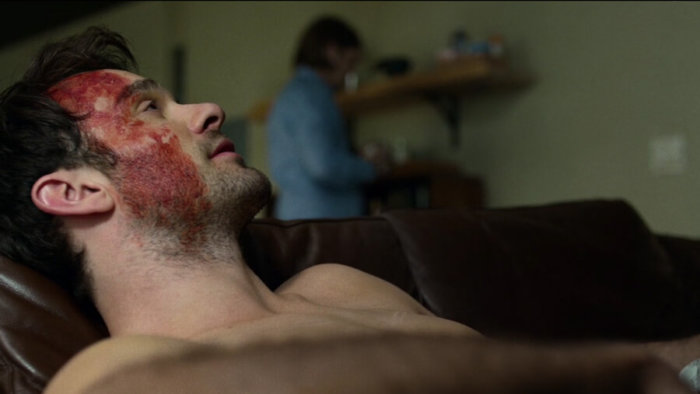 Foggy takes care of Matt, as seen in episode two of Daredevil, season two