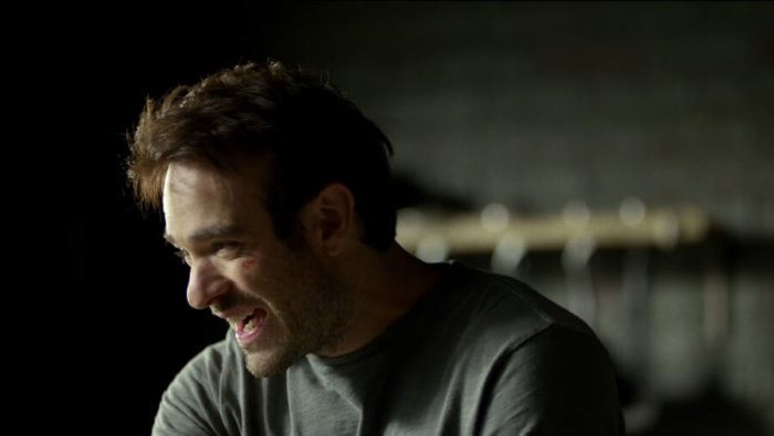 Matt's ears hurt after his head injury, as seen in episode two of Daredevil, season two