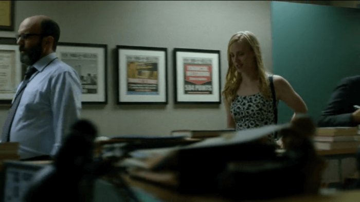 Karen goes to see Ellison, as seen in episode five of Daredevil, season two