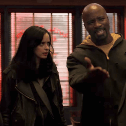 "Playing ""odd one out"" with The Defenders"