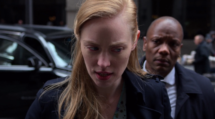 Karen is picked up by the FBI, as seen on Marvel's Daredevil season 3, episode 5