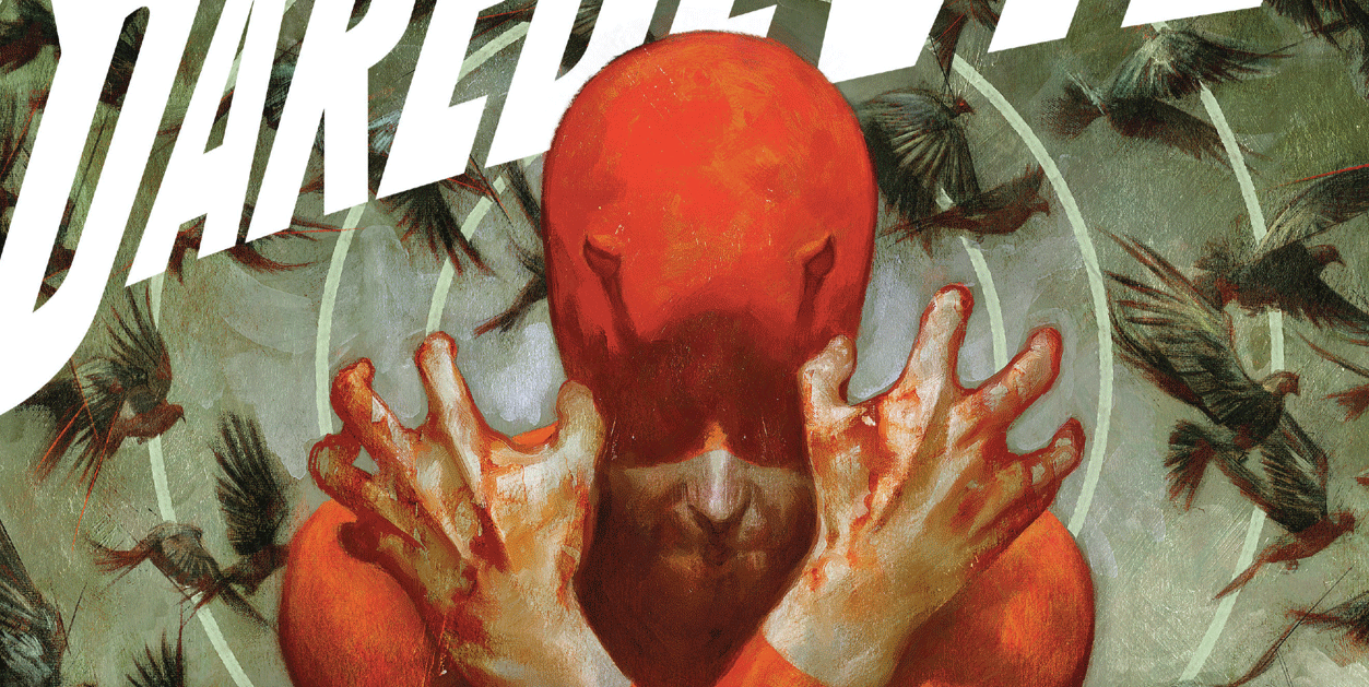 Image from the cover of Daredevil #1 (2019)